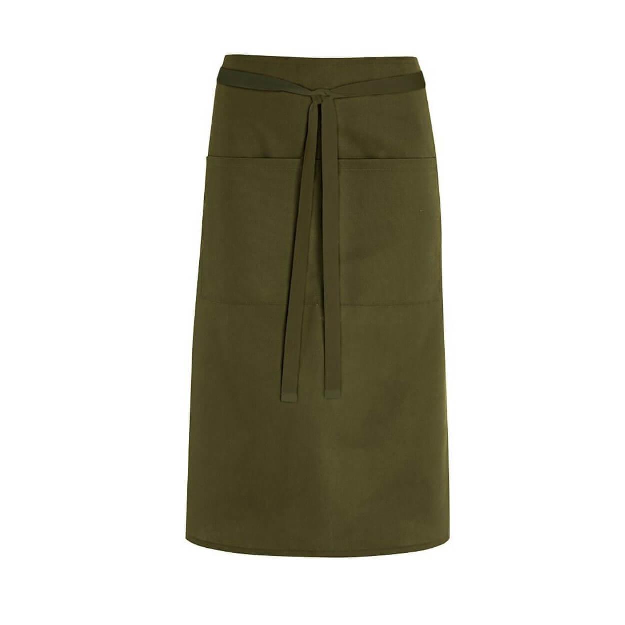 Μεσαίου Μήκους Ποδιά Με Τσέπη – 70cm