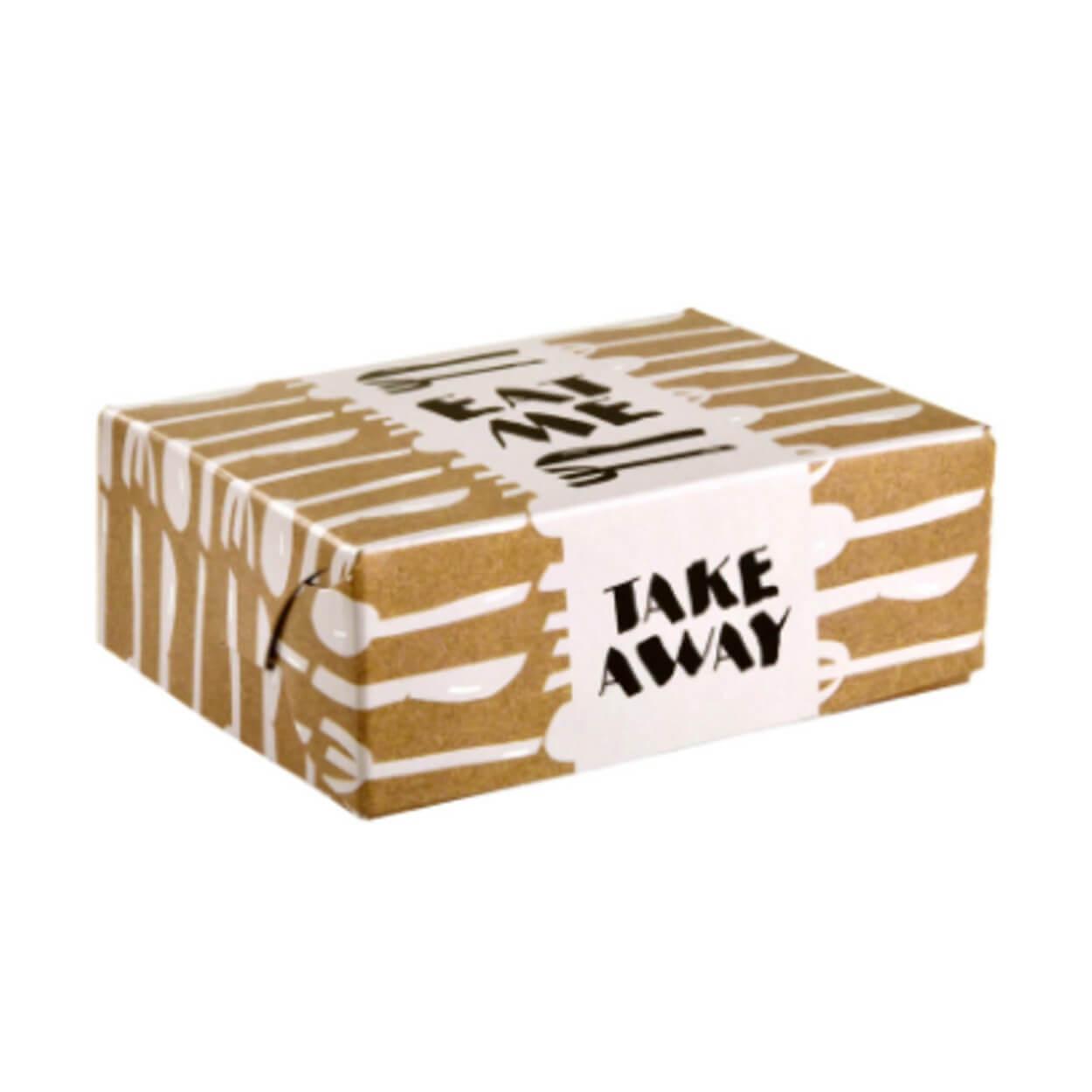 """ΚΟΥΤΙ ΜΕΡΙΔΑ Mix """"Take Away"""" 19×14.5×7 (10kg)"""