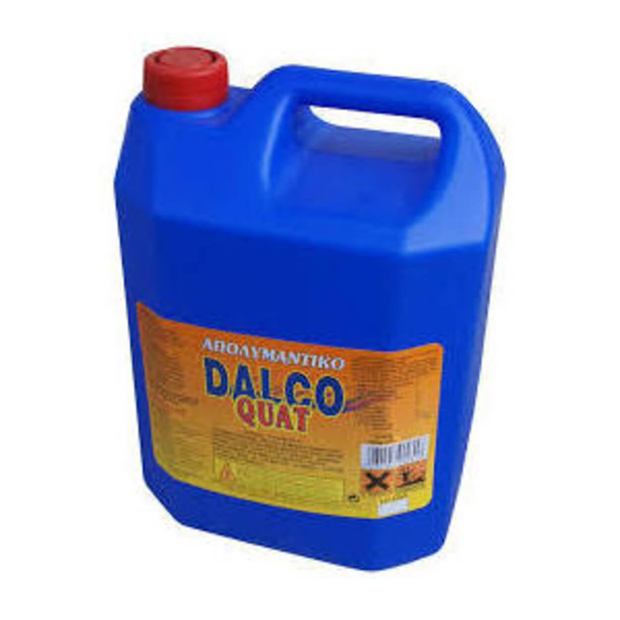 ΑΠΟΛΥΜΑΝΤΙΚΟ ΥΓΡΟ DALCO QUAT 4lt