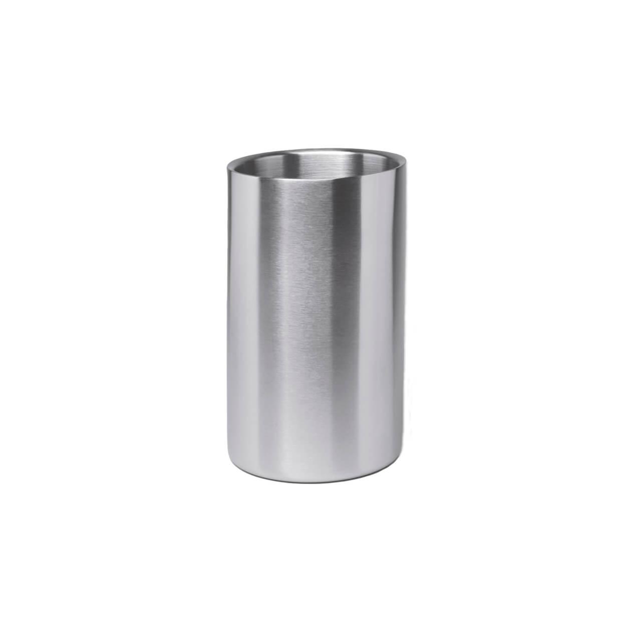 WINE COOLER, INOX, ΙΣΟΘΕΡΜΙΚΟ 12,5×10,5×20εκ