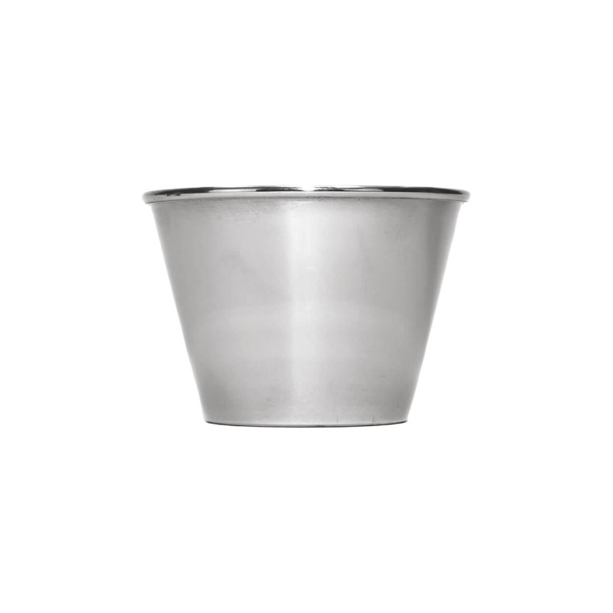 ΜΠΟΛ ΚΩΝΙΚΟ INOX 5,5×4εκ