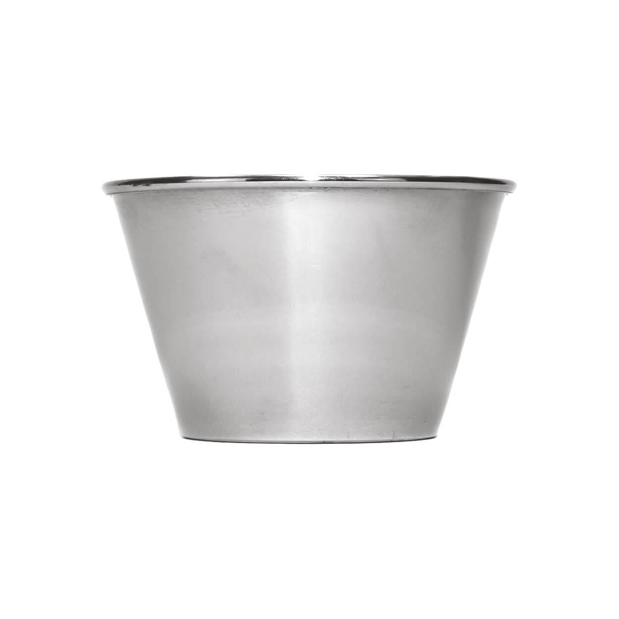 ΜΠΟΛ ΚΩΝΙΚΟ INOX 8,5×5εκ