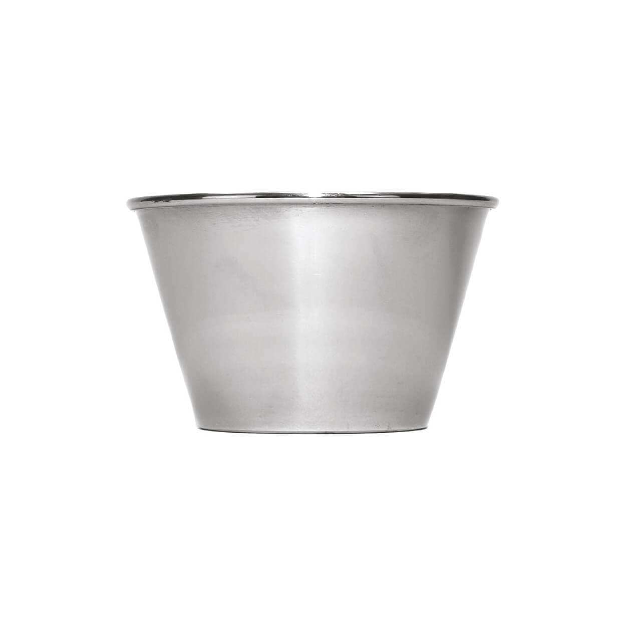 ΜΠΟΛ ΚΩΝΙΚΟ INOX 6,5×4εκ