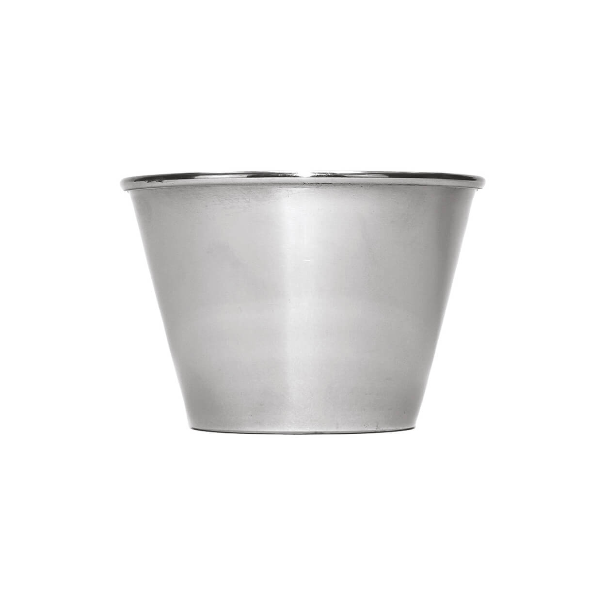 ΜΠΟΛ ΚΩΝΙΚΟ INOX 7,5×5εκ