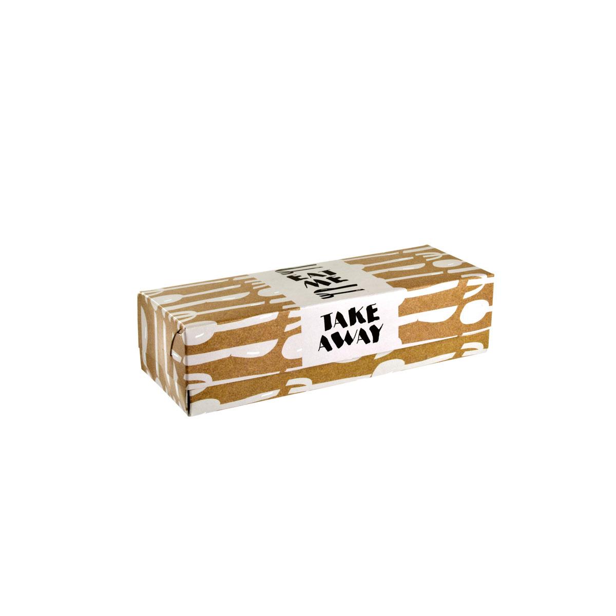 ΚΟΥΤΙ ΓΙΑ ΚΑΛΑΜΑΚΙΑ – TIGERPACK  25cmΧ9cmX6.5