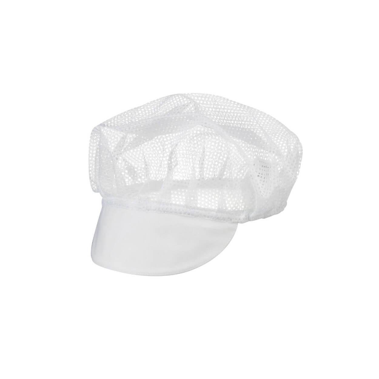 Καπέλο ολόσωμου λευκού πλέγματος