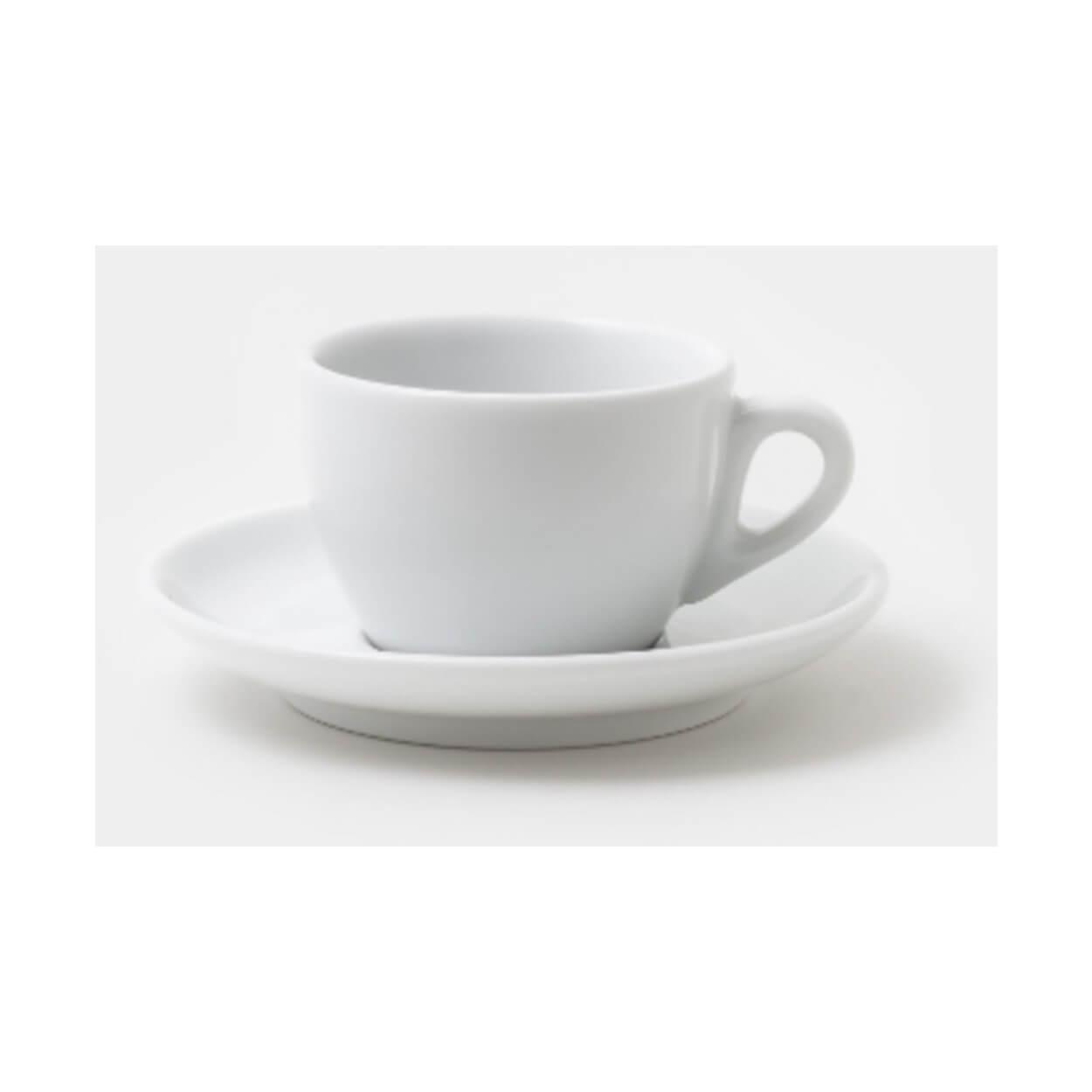 ΦΛΙΤΖΑΝΙ+ΠΙΑΤΑΚΙ Cappuccino Classic White VERONA