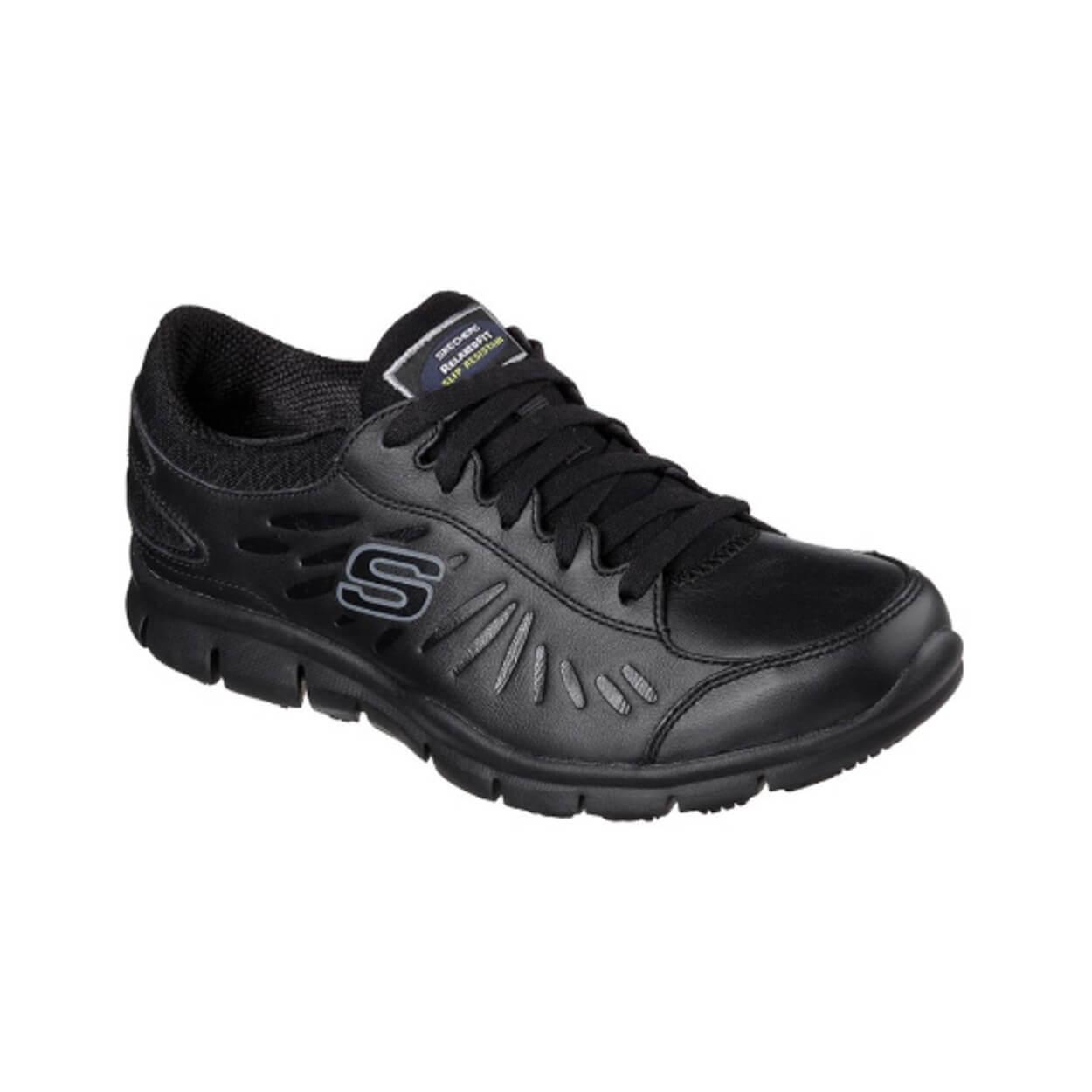 Γυναικείο παπούτσι με κορδόνι Skechers