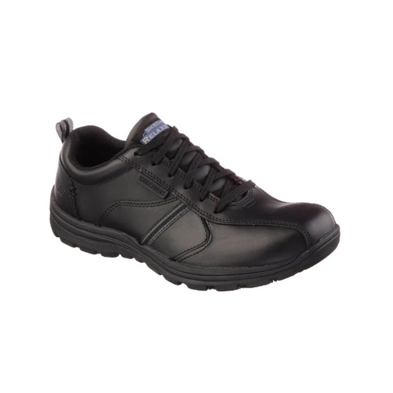 Ανδρικό παπούτσι με κορδόνι Skechers