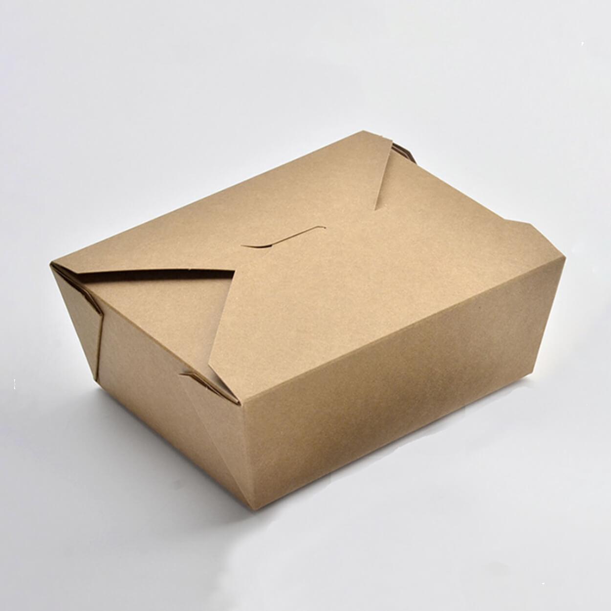 ΚΟΥΤΙ KRAFT Deli Box N8/169x137x65Y (50τ)